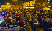 A section of the crowd at the 2016 Castleisland Chamber Alliance/AIB Christmas Street Party on Saturday. ©Photograph: John Reidy