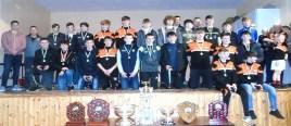 The Brosna U-16 team