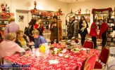 Socialising was as much part of the scene as the business of the day at Castleisland Camera Club's recent fundraising exhibition at the former Esmay Boutique. ©Photograph: John Reidy