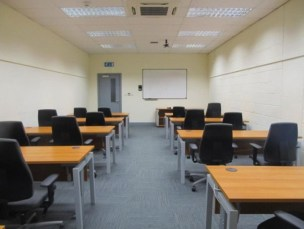The Training Room at Island Point, Tralee Road, Castleisland.
