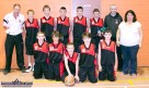 The 2013 All-Ireland U-13 Community Games Basketball Champions after their win at the Athlone IT on August 18th. Front from left: Adam O'Donoghue, Jack Brosnan-Reidy, PJ Curtin, Joseph Sheehy and Charlie Conway. Back row: Eamon Egan, joint coach; Stephen Murphy, David Shanahan, Eddie and Seán Horan, Donal Geaney, Vincent Barry, St. Mary's Basketball Club and Brid Kenny, joint coach. Photo courtesy of Jack Shanahan. 18-8-2013
