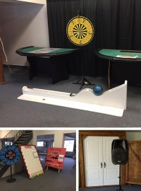 Equipment and Games - Belleville Tent, Table and Chair ...