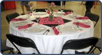 Party Supplies and Packages | Main Event Tents