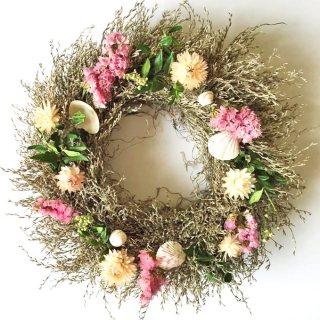 Sea Lavender Wreath (1)