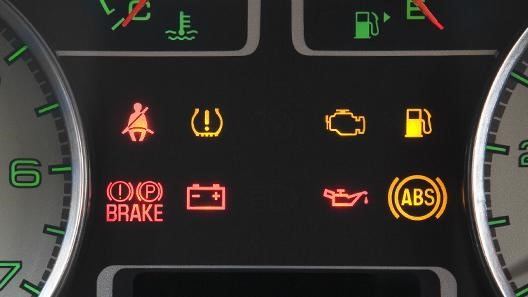 Ford Focus Dashboard Symbols Meaning