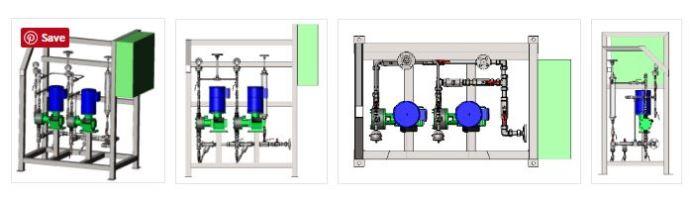 feed systems, zeroday z chemgear