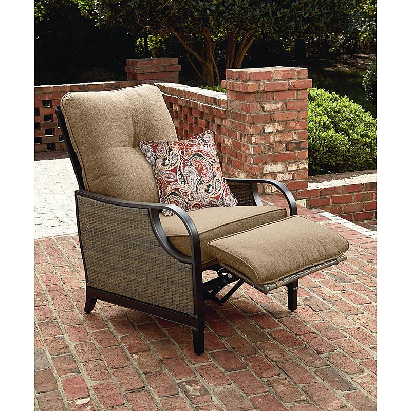 muebles charlotte patio reclinable