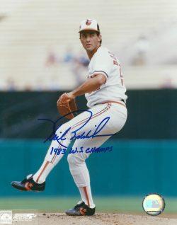 Autographed Orioles Photos