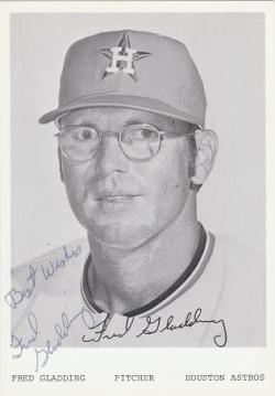 Autographed Houston Astros Postcards, etc.