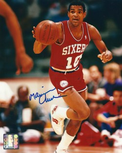 Autographed Hall of Fame Basketball Photos