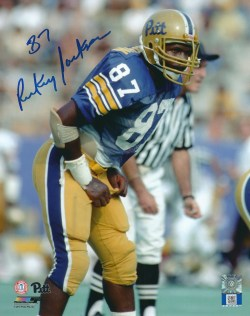 Autographed Pittsburgh Panthers Photos