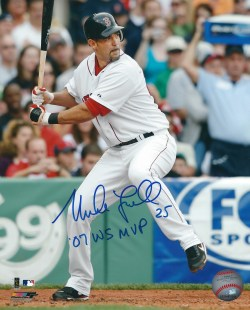 Autographed Red Sox Photos
