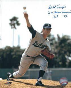 Autographed Dodgers Photos