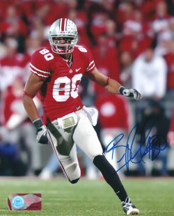 Autographed Ohio State Buckeyes Photos