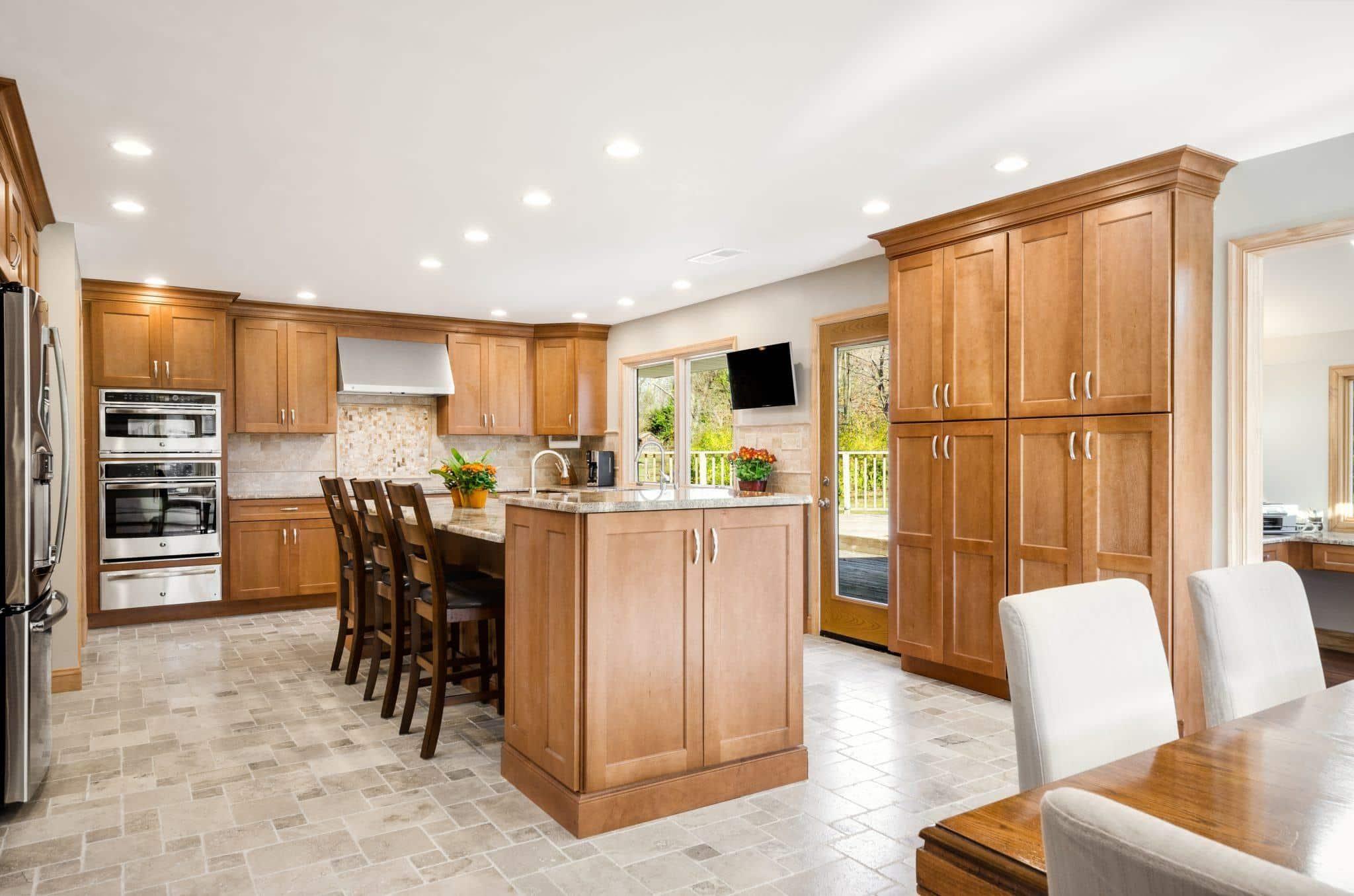 Mid Level Kitchen Cabinets Best Kitchen Gallery   Rachelxblog gray ...