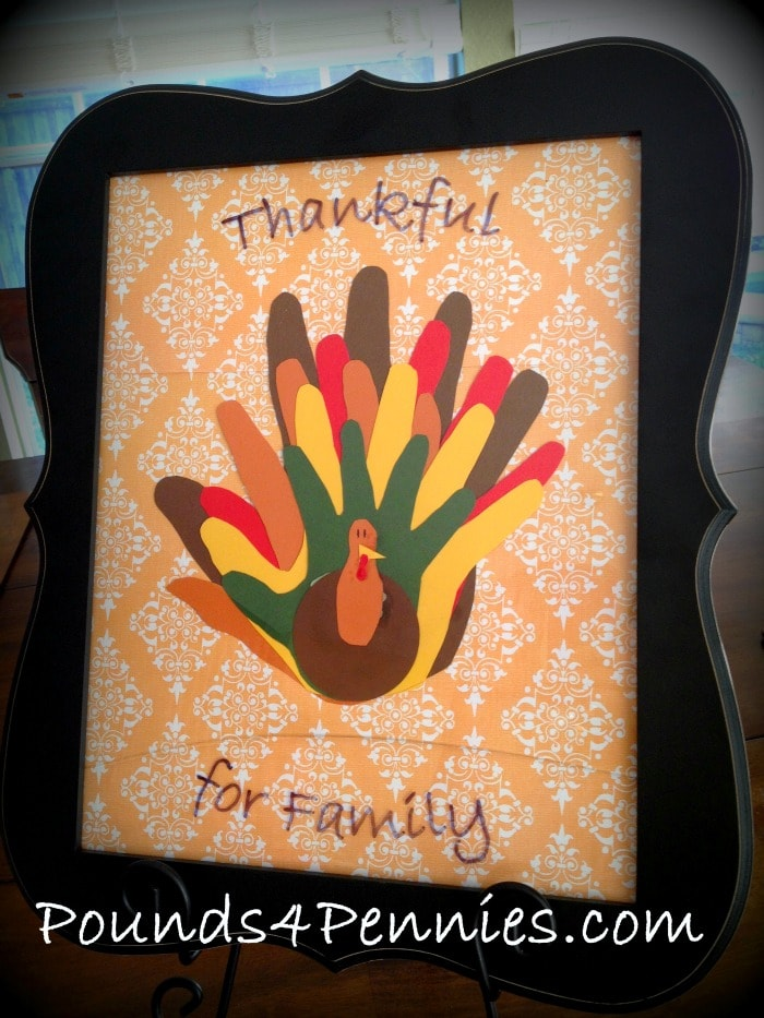 Thanksgiving Art Crafts For The Entire Family