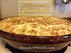 The Ultimate Cheese Pie Recipe