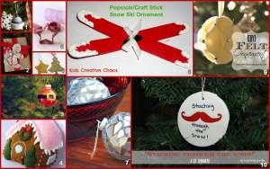 10 Awesome Handmade Christmas Ornaments