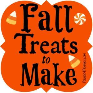 Fun Fall Treats to Make for Kids