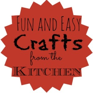 Fun and Easy Crafts to Make With Food in the Kitchen