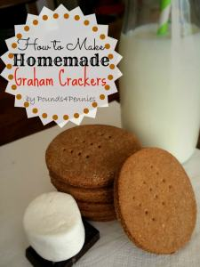 How to Make the Best Homemade Graham Crackers Recipe