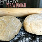 Homemade Bread Machine Pizza Dough