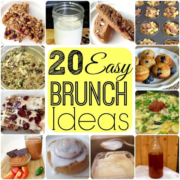 20 Easy Best Brunch Recipe Ideas