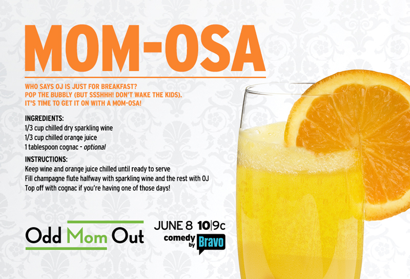 Mom - Osa cocktail drink