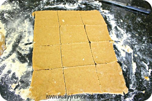 cut out homemade pop tarts recipe