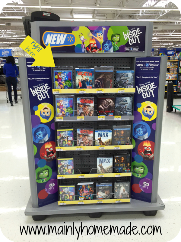 Inside Out Game DVE Stand