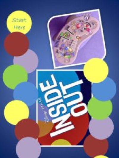 Inside Out Game board 1