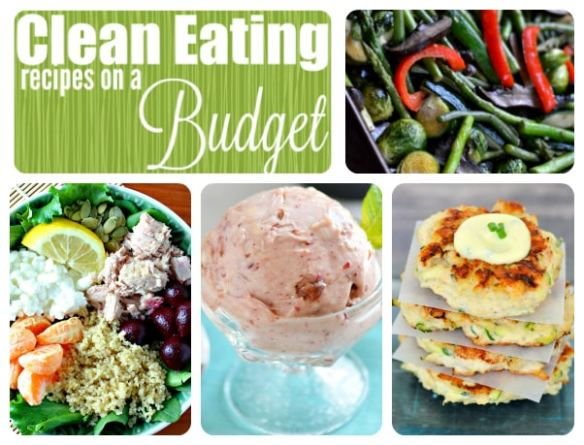 Clean Easy Eating Recipes On a Budget