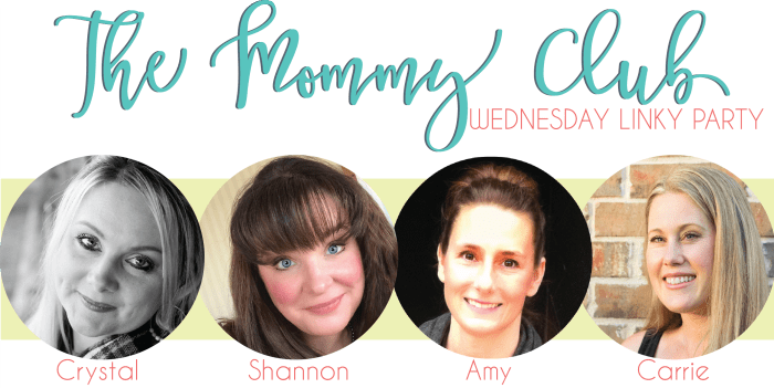 Mommy Club Graphic blog