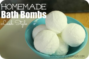 Therapeutic Homemade Bath Bomb Recipe – Lush Style