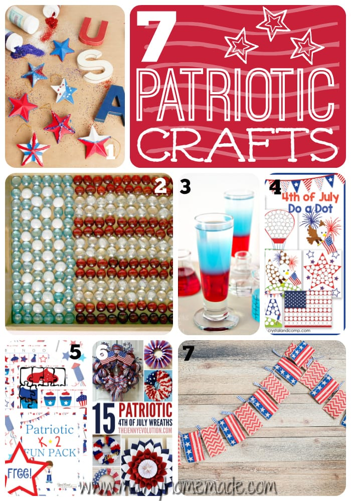 7 Patriotic Crafts