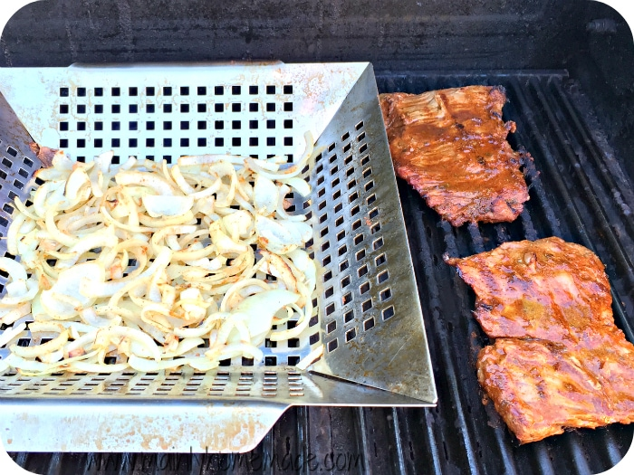 homemade fajita seasoning grilling meat
