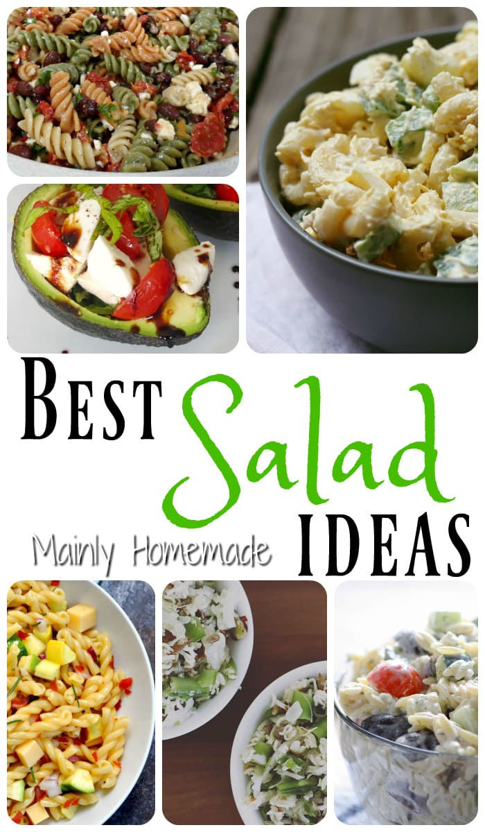 Best Salad dinner ideas