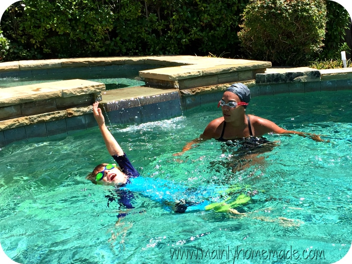 Sunsational Swim School Lessons 2