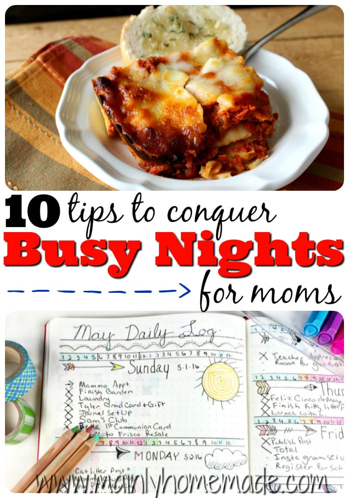 10-tips-to-conquer-busy-nights-for-moms