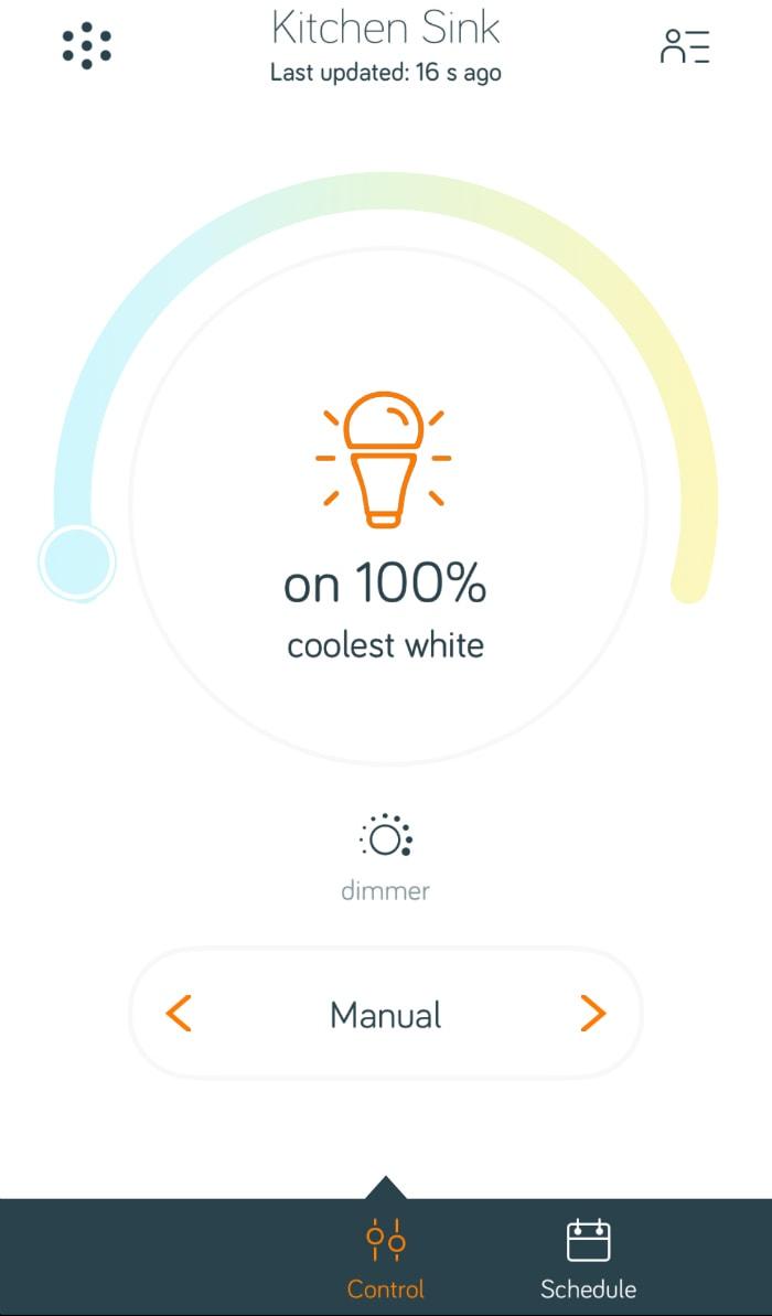 Easy Smart Home Technology System Light