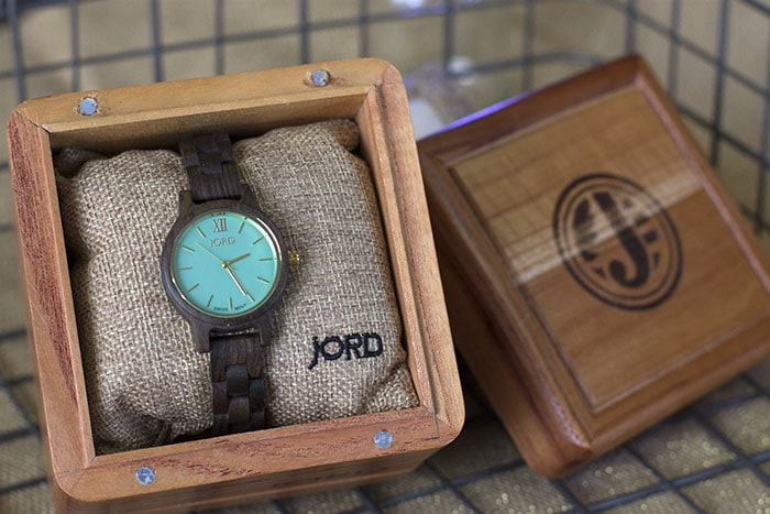 Daily Time Bar watch Jord