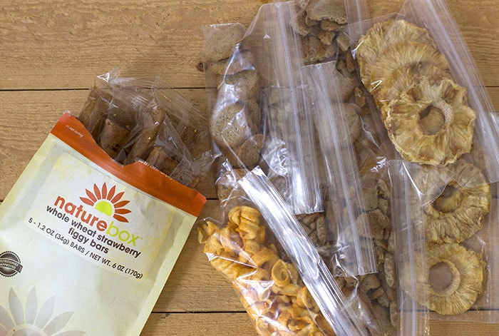 Naturebox Right for your family Pacages
