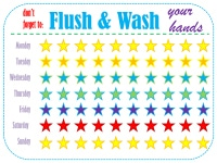 Potty Training schedule small