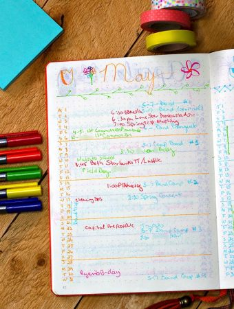 How Color Code Your Planner Like a Pro