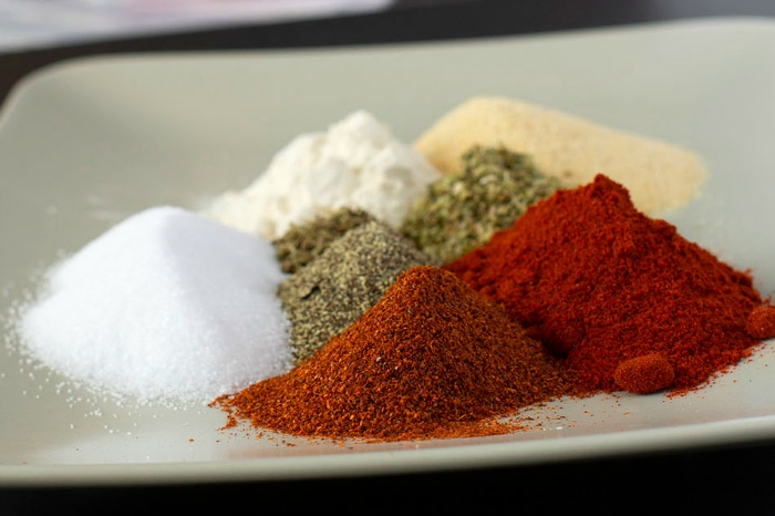 Cajun Seasoning spice mix