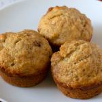 Applesauce muffins recipe