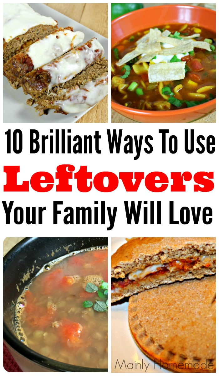 Easy Dinner Ideas With Leftovers