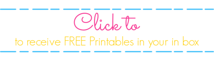 Subscribe Printables