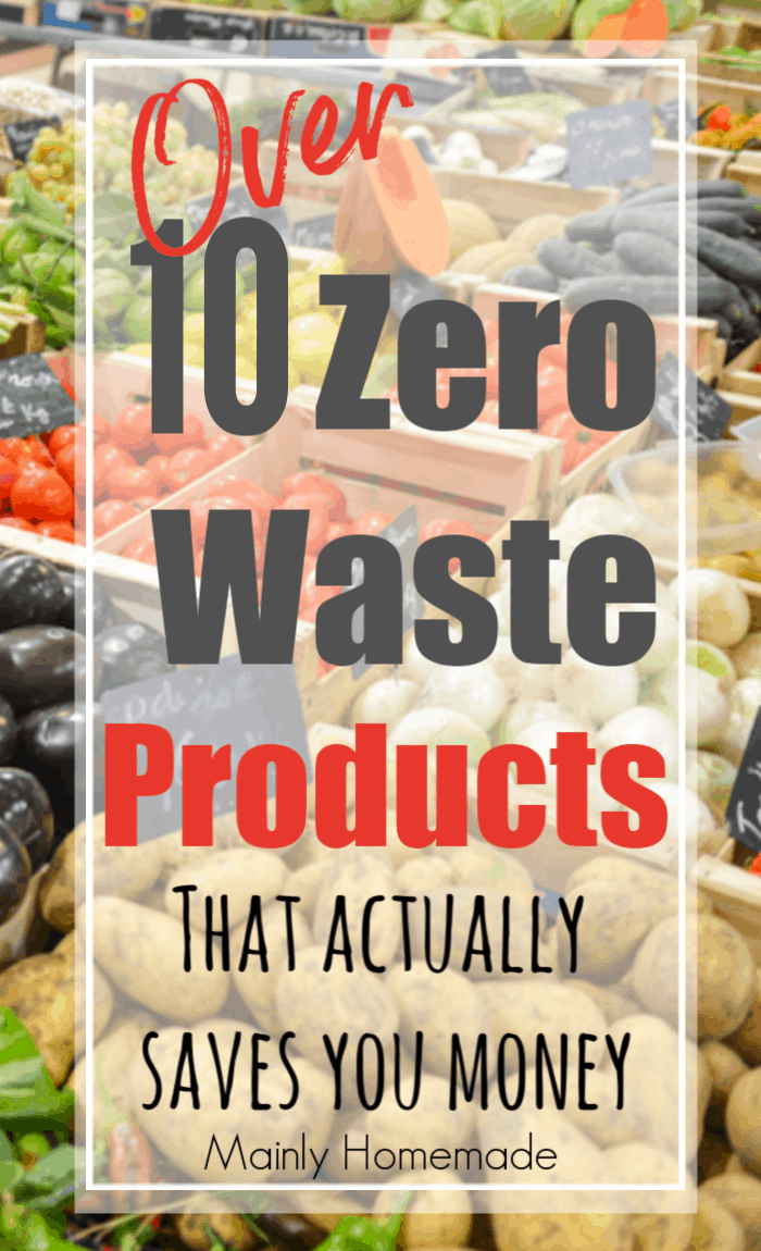 Zero Waste Products that saves you money