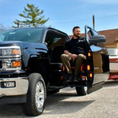 Wheelchair Lift For Truck Farm Table Chairs Van Conversions New York Main Mobility